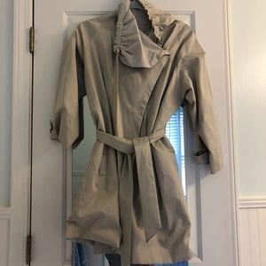 Vintage Diane Von Furstenberg Pea Coat